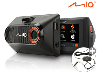 Mio MiVue 786 Wifi Dash Cam & Smart Box