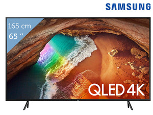"Samsung 65"" QLED 4K TV Benelux model"