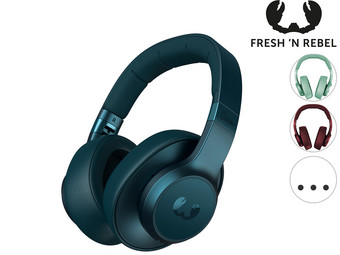 Fresh 'n Rebel Clam Draadloze Koptelefoon | Active Noise Cancelling