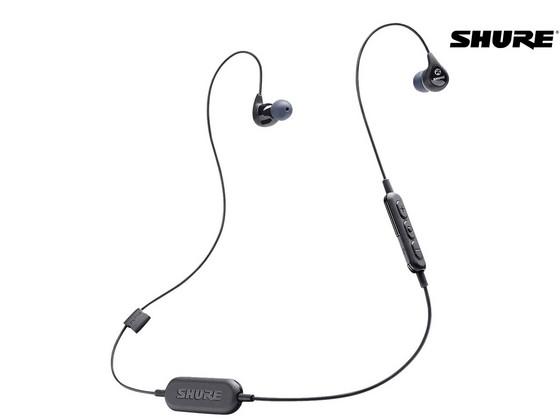 Shure SE112 Bluetooth Oordopjes | Passive Noise Cancellation 37 dB