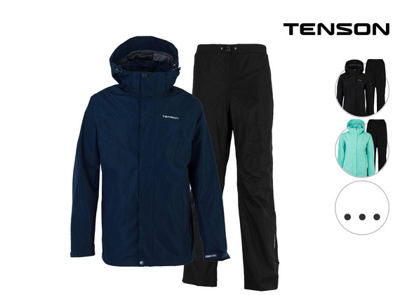 Tenson Monitor Rainsuit | Dames of Heren