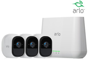 Arlo Pro Bewaking Incl. 3 Camera's
