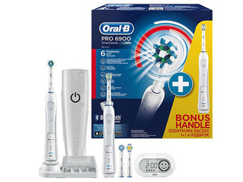 oral b smart series 6900 duo internet 39 s best online offer daily. Black Bedroom Furniture Sets. Home Design Ideas