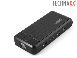 Technaxx 3-in-1 Jumpstarter| 10.000  mAh