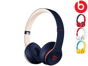 Beats Solo³ kabellose Bluetooth-Kopfhörer | Beats Club Collection |