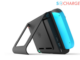 S-Charge Powerbank für Nintendo Switch | 10.000 mAh