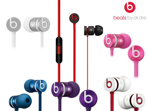 beats by dre in ear