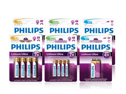Philips Lithium Ultra Batterijen AA AAA of 9V - Internet s Best Online  Offer Daily - iBOOD.com 91034fd322feb