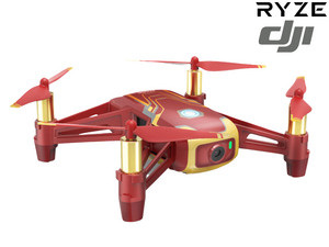 Ryze Tello by DJI Drone | Iron Man Ed.