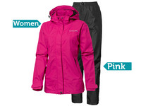 Tenson Hurricane Womens Set Colour Pink Size 42