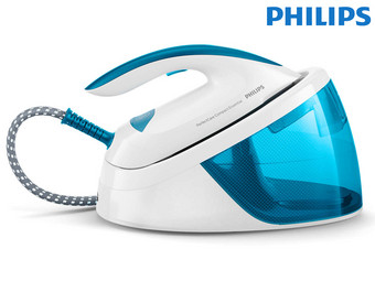 Philips PerfectCare kompakte Dampfbügelstation GC6808/20/20
