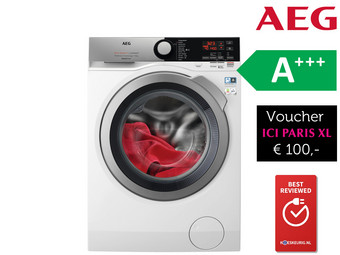 AEG ProSteam AutoDose Wasmachine | L7FENQ96
