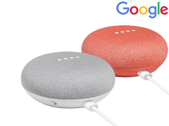 2x Google Home Mini | Smart Speaker