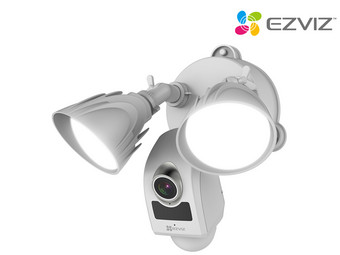 EZVIZ Floodlight LC1 Smart Full-HD Überwachungskamera