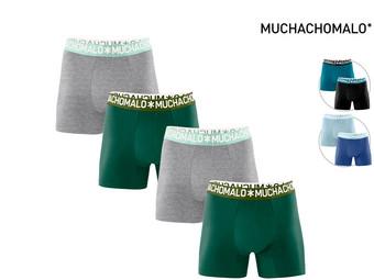 4x MuchachomaloSolid Freezer Boxer