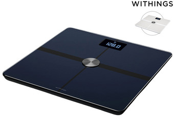 Withings Body+ Lichaamscompositieweegschaal | Wifi