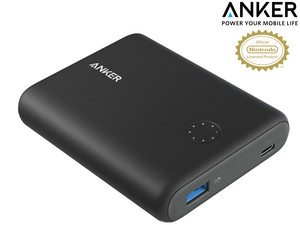 Anker PD 13.400 Powerbank voor Nintendo Switch