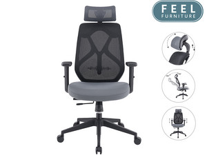 Feel Furniture Comfort Bureaustoel