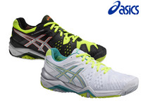 Asics Tennisschoenen Gel Resolution 6 maat 8.5