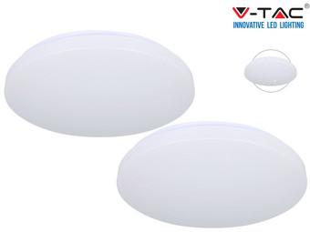 2x V-Tac LED Plafondlamp | Basic of Sterrenkap | IP20