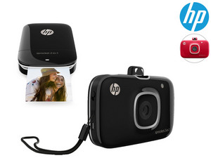 HP Sprocket 2-in-1 BT Camera en Printer