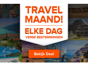 Travel Deals i.s.m. BookUnited