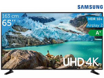 "Samsung 65"" UHD 4K Smart TV"