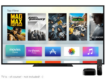 Apple TV 4. Generation 64 GB