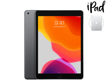 Apple iPad 7 (2019) | 10,2″ | 128 GB | Wifi
