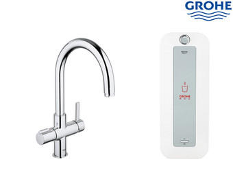grohe red duo 8l boiler internet 39 s best online offer daily. Black Bedroom Furniture Sets. Home Design Ideas
