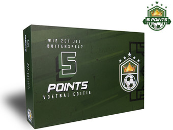 5 Points Game | Voetbal Editie