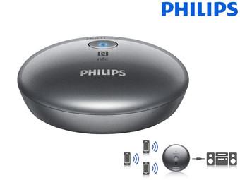 Philips AEA2700/12 Bluetooth aptX Ontvanger   AAC   NFC   Multi-pair