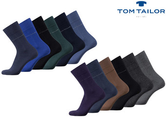 12 Paar Tom Tailor Socken