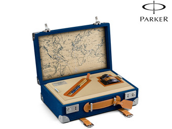 Parker Duofold The Craft of Travelling Limited Edition