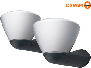 2x Osram LED Lantaarn | 7 W | IP44