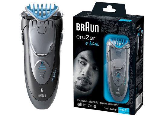braun cruzer 6 face beard trimmer shaver internet 39 s best online offer daily. Black Bedroom Furniture Sets. Home Design Ideas