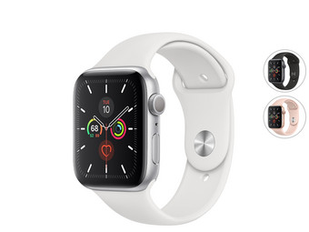 Apple Watch Series 5 | 44 mm | Always-On-Retina-display | GPS Only