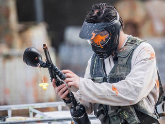 Paintball of Airsoft voucher