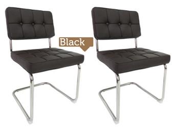 Bauhaus stoelen duopack internet 39 s best online offer for Bauhaus design stoelen