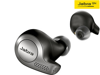 Jabra Elite 65t Bluetooth Earbuds