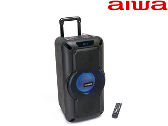 Aiwa Exos-X8 Bluetooth Party Speaker