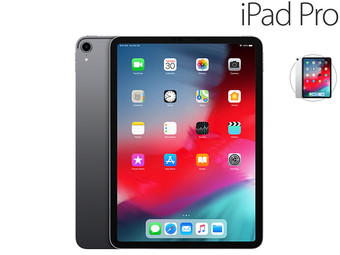Apple 11″ iPad Pro | 256 GB | Wi‑Fi | 2018
