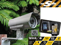 Mr Safe Outdoor-HD-IP-Kamera Pro