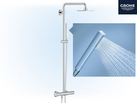 GROHE Luxe Douchesysteem