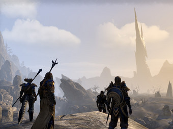 The Elder Scrolls Online (PS4)