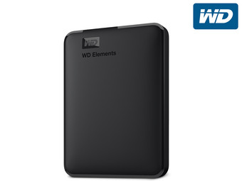 WD Elements Portable Harde Schijf | 500 GB | USB 3.0