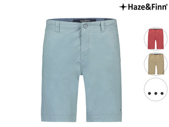 Haze & Finn Short Casual kurze Herrenhose