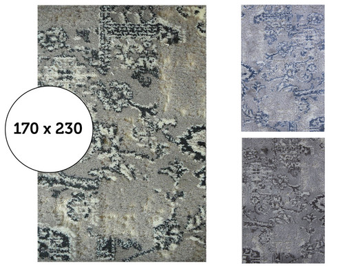vintage teppich milano 170 x 230 internet 39 s best online offer daily. Black Bedroom Furniture Sets. Home Design Ideas