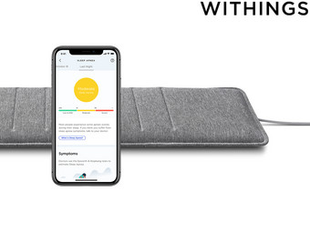 Withings Sleep Analyzer Schlaftracker