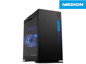 Medion Erazer Engineer P10 Gaming PC MD34702 | Intel Core i5 | GTX 1660 Super | 16 GB RAM